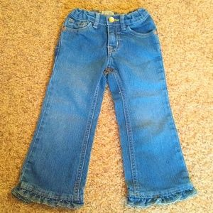 The Children's Place Girl's 3T Flare Jeans